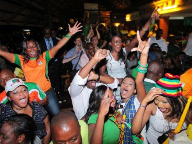 Zambians cheer comeback from football tragedy