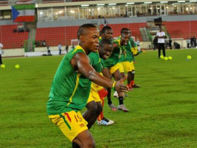 Cheerful Mali face dejected Ghana for 3rd place