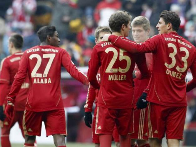 Bayern draw tricky Gladbach in cup semi-finals