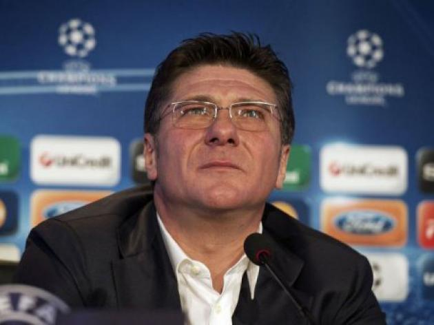 Mazzarri refutes Napoli favourites tag