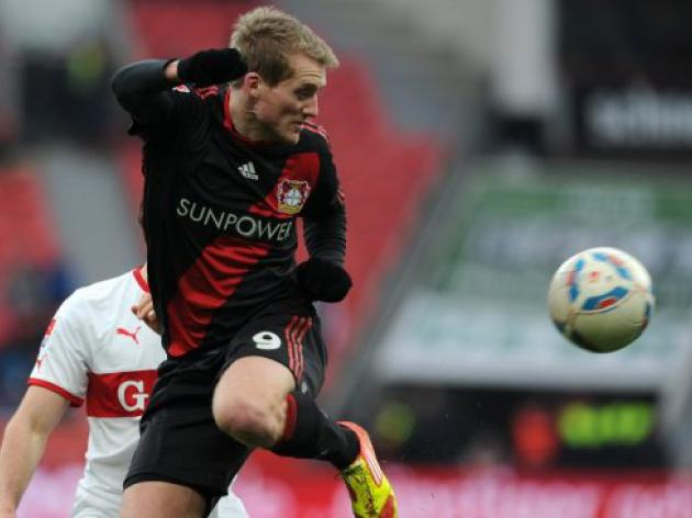 Leverkusen suffer treble blow