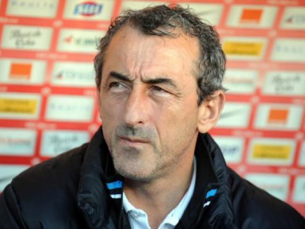 Sochaux sack Bazdarevic