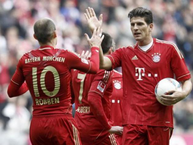 Bayern trio nursing knocks for crucial Basel clash