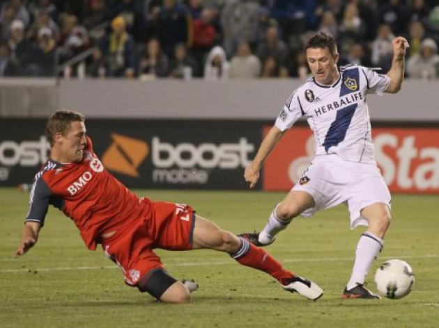 Toronto dump Galaxy out of CONCACAF