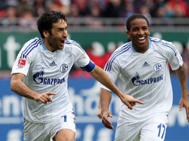 Schalke bounce back to floor Kaiserslautern