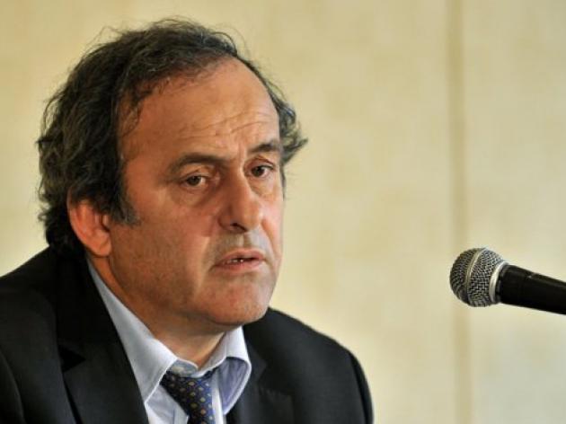 Fair finance vital for football - UEFA's Platini