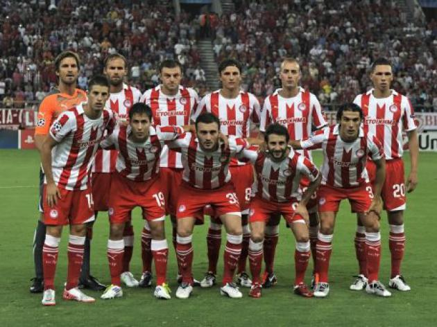 Greek football champions Olympiacos to tour Australia