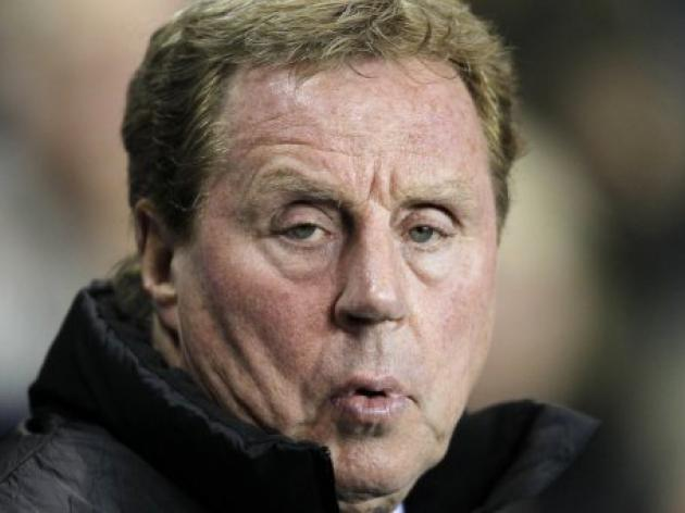 Redknapp says England talk not behind Spurs slump