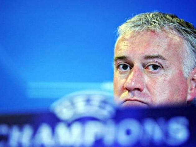 Deschamps gambles on Andrade for Bayern clash