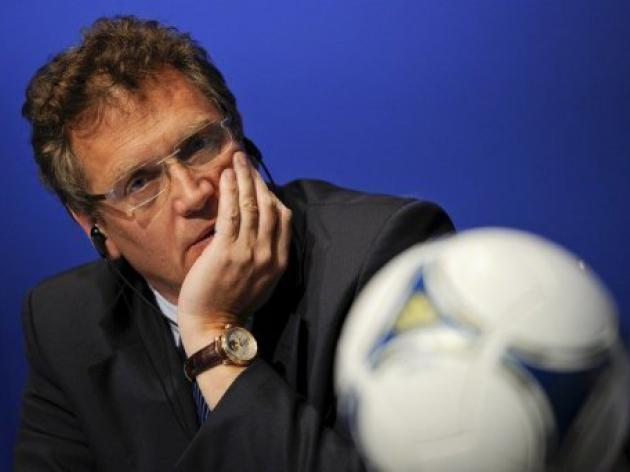 FIFA's Valcke to visit Brazil next week for talks