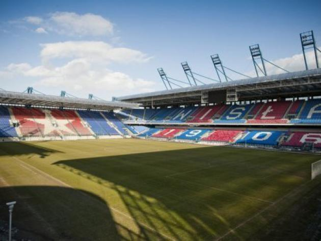 UEFA give Poles, Ukrainians Euro 2012 grass class
