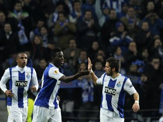 UEFA fines Porto 20,000 euros for 'racist conduct'