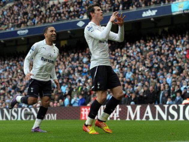 Third the spur for Tottenham at Sunderland