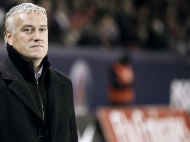 Deschamps desperate to pull Marseille into gear