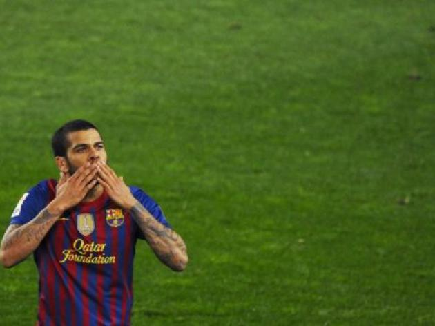 Fear factor cost Chelsea says Barca star Alves