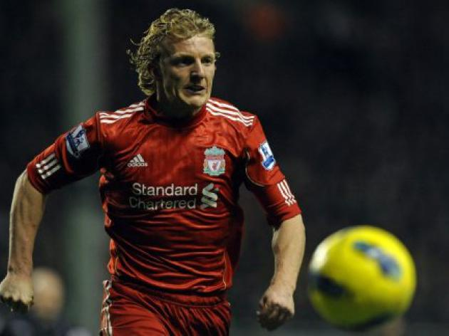 Hamburg hoping to sign Liverpool striker Kuyt