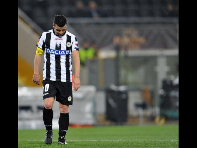 Udinese struggles continue in Chievo draw