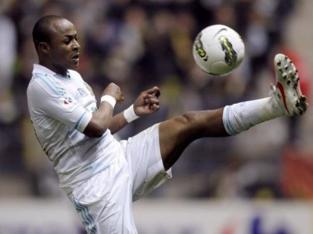 Season over for Marseille star Ayew