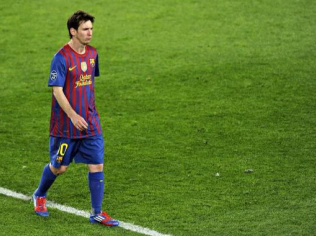 Messi feeling Blue as Chelsea jinx continues