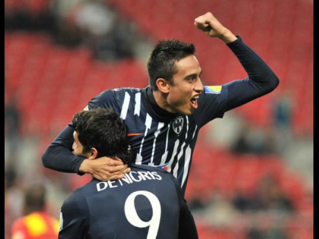 Monterrey win CONCACAF Champions League