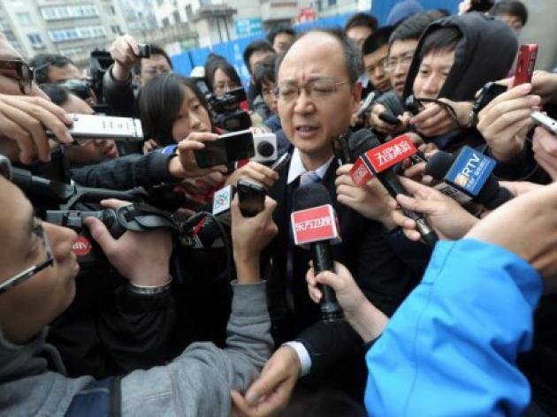 China police deny torturing football association boss