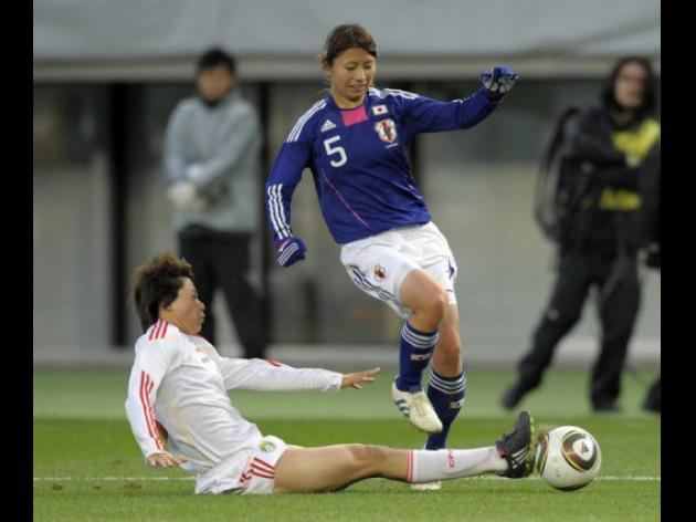 Japanese trio set for French Cup showdown