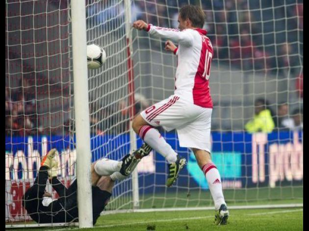Ajax claim 31st Dutch league title