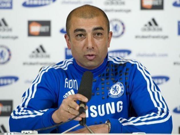 Terry hails 'revelation' Chelsea boss Di Matteo