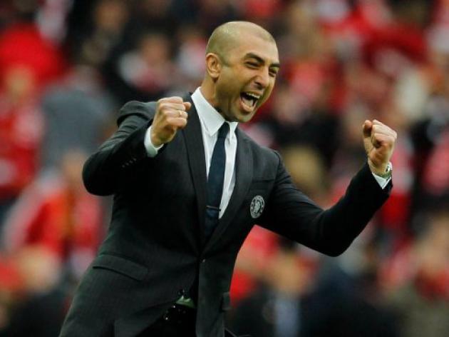 Chelsea won't rush Di Matteo decision