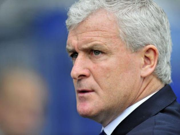 Hughes not out for City revenge