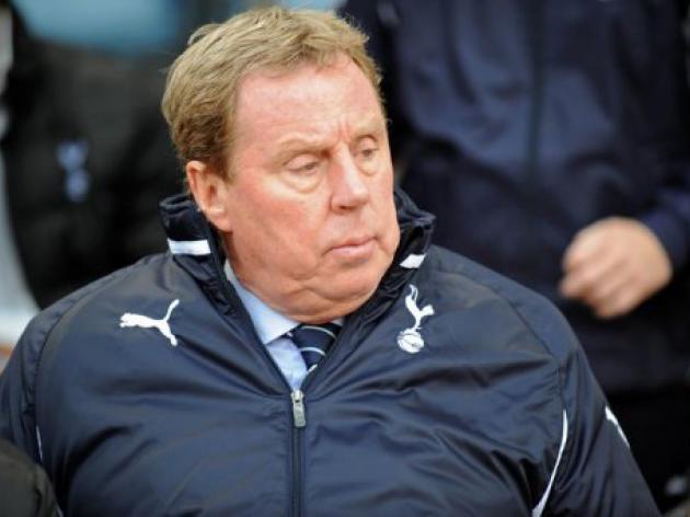 Redknapp dismisses Tottenham exodus fears