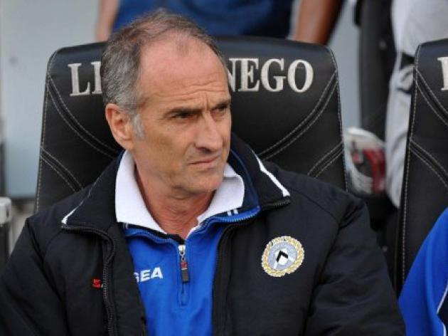 Guidolin considers quitting as Udinese coach