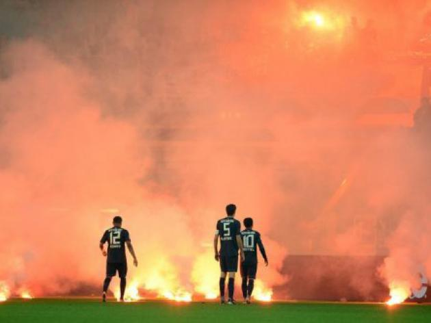 Probe launched after Germany pitch invasion