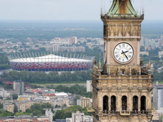 Poland ready for Euro 2012, prime minister says