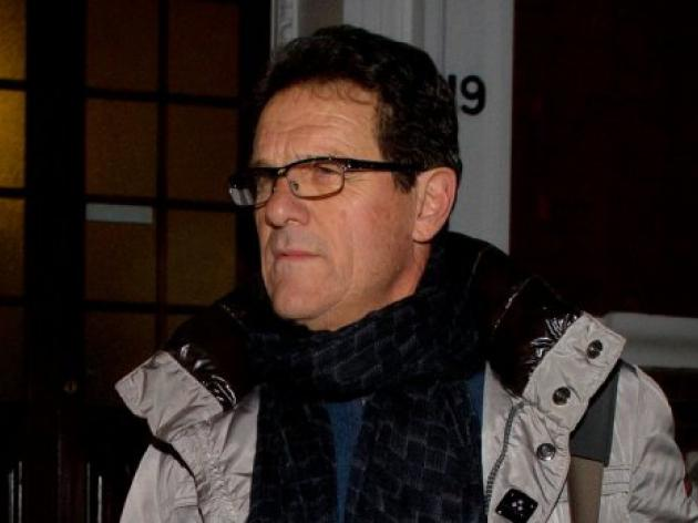 Capello not in talks with Chelsea: son