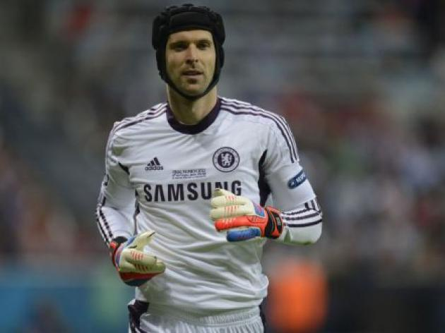 Football is simply crazy, beams Chelsea hero Cech