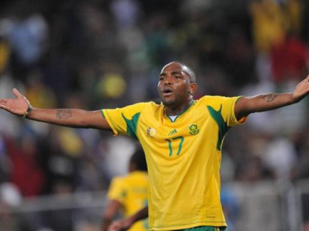Benni reminds South Africa coach of his talent