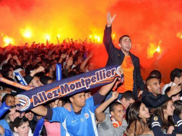 Montpellier defy odds to claim French throne