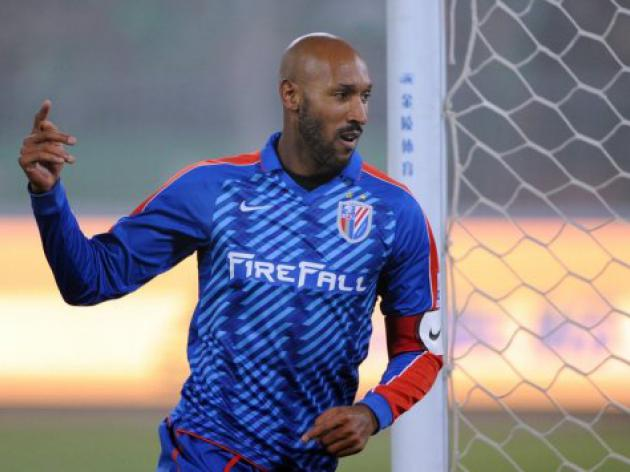 Shenhua seeking new football coach as Anelka simmers
