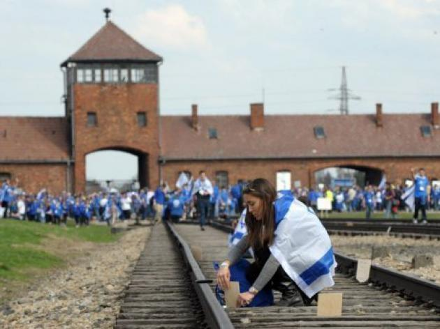 England footballers to visit Auschwitz at Euros