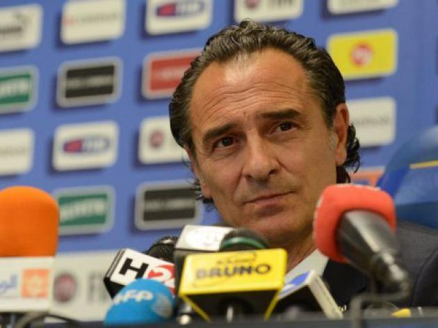 Prandelli unconvinced by Italy's history of adversity