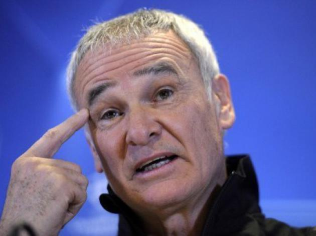 Monaco unveil Ranieri as new coach