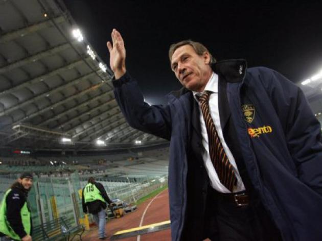 Zeman returns to coach Roma, says Pescara chief