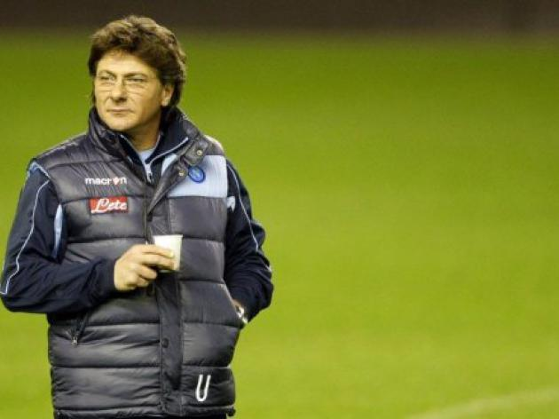Mazzarri extends Napoli contract for a year