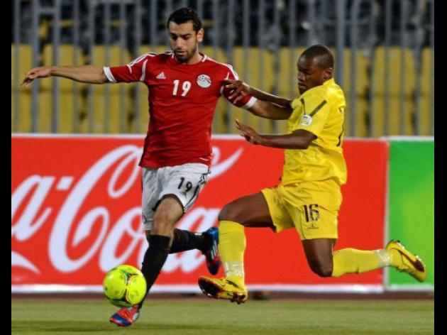 Egypt make winning start and Ghana score seven