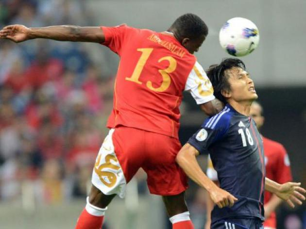 Japan beat Oman in football World Cup qualifying