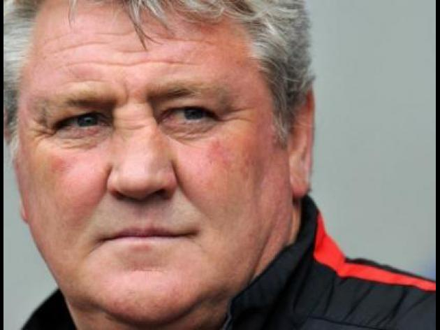 Steve Bruce appointed Hull boss
