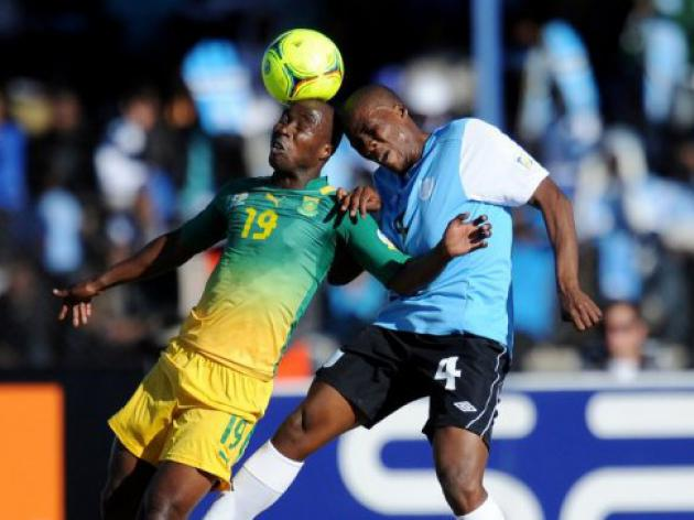 Vital win for Zambia as Nigeria, South Africa held