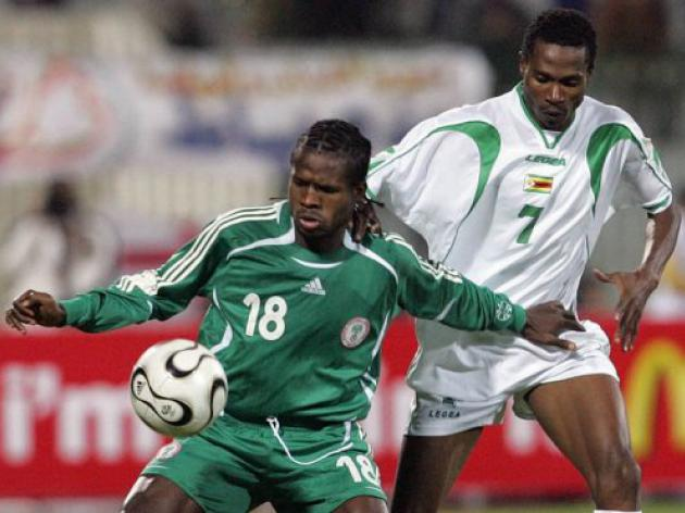 Nigeria police vow to free abducted footballer Obodo