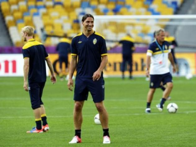 Blokhin wary of 'tornado' effect against Swedes